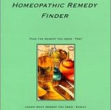 Homeopathic Remedy Finder CD-ROM