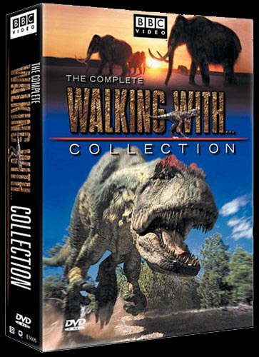 The Complete Walking with... DVD Collection